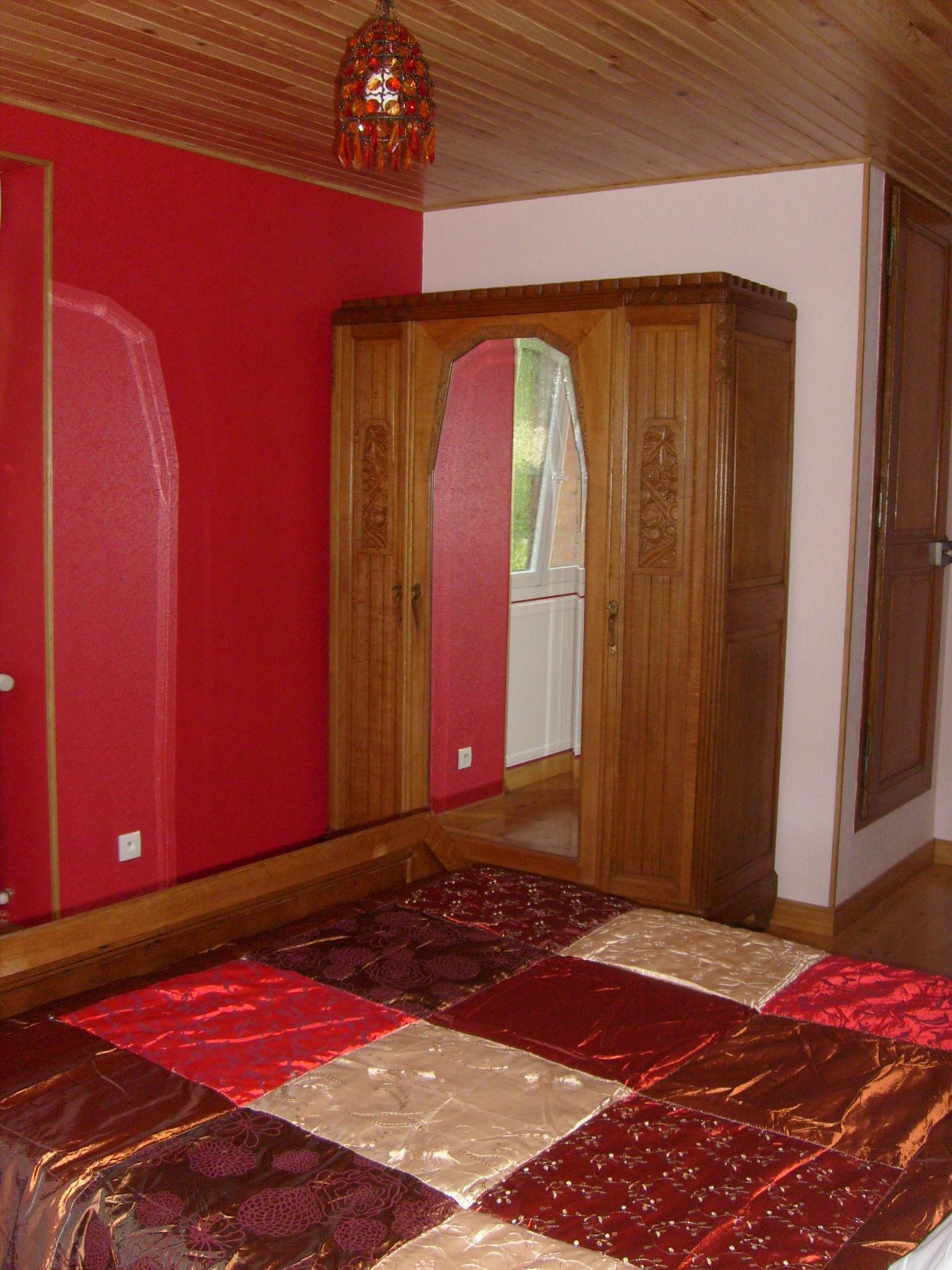 Rouge Dans Une Chambre chambre rouge